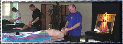 Auckland Workshop on Da Prana Ratha, a unique form of massage