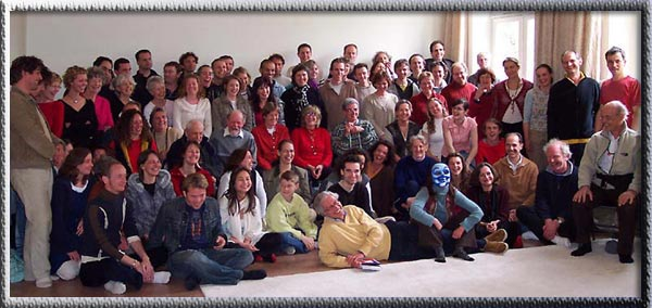 HELLO! from some of the devotees in Holland